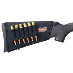 Carrillera Stockguards 2.0 con canana para rifle