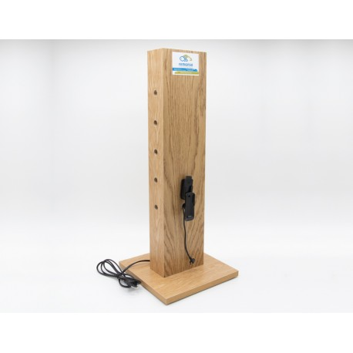 Torre de carga Garmin